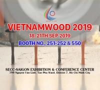 THƯ MỜI TRIỂN LÃM VIETNAMWOOD 2019