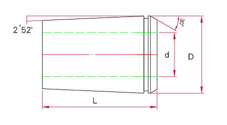 Đầu Nối CNC Collet 1